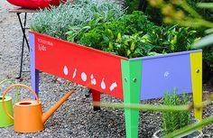 Herstera Urban Gardening Kinder Hochbeet