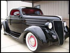 1936 Ford 3 Window Coupe 383 CI, Automatic
