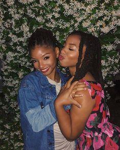 Pretty Black, My Black Is Beautiful, Beautiful People, Kiss Beauty, Hair Beauty, Chloe Halle, Tracee Ellis Ross, Black Goddess, Black Girl Aesthetic