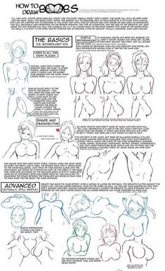 Ethereal Learn To Draw Comics Ideas. Fantastic Learn To Draw Comics Ideas. Drawing Female Body, Body Reference Drawing, Anatomy Reference, Art Reference Poses, Body Drawing Tutorial, Manga Drawing Tutorials, Body Sketches, Anime Drawings Sketches, Sexy Drawings
