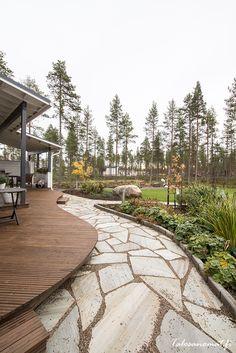 Siklatalot Pathways, Container Gardening, Landscape Design, Terrace, Sidewalk, Backyard, Architecture, Garden Ideas, Gardens