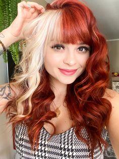 Hair Color Streaks, Hair Color Balayage, Hair Color Underneath, Which Hair Colour, Short Hair Undercut, Cute Hair Colors, Grunge Hair, Aesthetic Hair, Hair Photo
