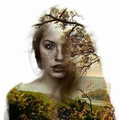 16 Gorgeous Examples Of Double Exposure Photography Multiple Exposure Photography, Abstract Photography, Artistic Photography, Creative Photography, Portrait Photography, Illusion Photography, Urban Photography, Color Photography, White Photography