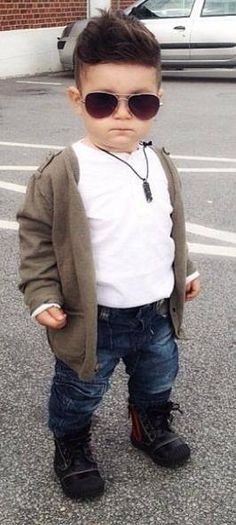 As crianças mais estilosas do mundo (Reprodução/Instagram)
