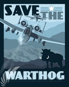 A topic demanding much more serious attention. Save the A-10 Warthog Read more: http://www.fool.com/investing/general/2014/03/23/weekender-us-air-force-has-a-plan-to-save-the-a-10.aspx