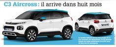 Citroën C3 Aircross selon Autoplus - http://ift.tt/1HQJd81