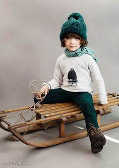 Emile et Ida winter 2013 | kids fashion | #kindermode