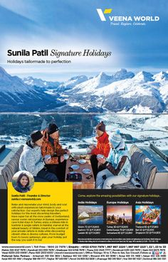 Sunila Patil Signature Holiday | Veena World