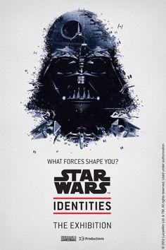 Star wars Identities - Bleu Blanc Rouge