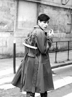 Adrien Sahores by Stefania Paparelli - The Greatest #5, Spring 2014