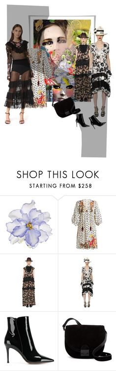 """""""Geen titel #34665"""" by lizmuller ❤ liked on Polyvore featuring Therapy, Universal Lighting and Decor, Velvet by Graham & Spencer, Antonio Marras, Gianvito Rossi, Loeffler Randall and Ulla Johnson"""