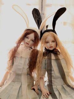 陽月作品集「HIZUKI DOLL」 出版記念展 スタート ! : 球体関節人形 DOLL SPACE PYGMALION