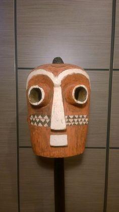Pumbu a Mfumu chief's mask - PENDE - Congo
