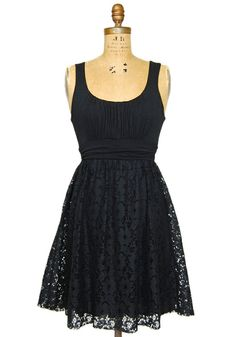 Spotted Moth Lace Dress by krystal