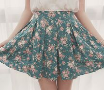 Inspiring picture beautiful, dress, tumblr, flower, skirt. Resolution: 500x339. Find the picture to your taste!