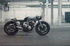forthefreshkids - Hookie Co.  Honda CB750 by Nico Müller