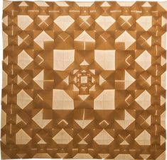 Tessellations: A Brief Theory of Warping Paper   OrigamiUSA