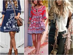 Basic Elements of a Bohemian Clothing Style, Street fashion becomes much famous as celebrities begun to wear it on red carpet occasions. Bohemian style of clothing is not really that expensive like what celebrities wear. #Bohemian casual outfits #Bohemian_Style #boho #Boho_summer #gypsy_fashion #fashion