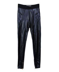 Negra pantalón
