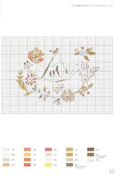 Gallery.ru / Фото #5 - Helene le Berre - Le langage des fleurs - velvetstreak