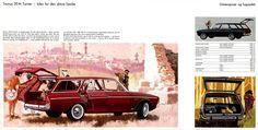 1966 Ford Taunus 20M