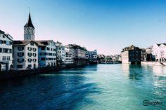 Zürich, seguro que te encanta