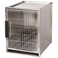 Special Offers - ProSelect Stainless Steel Modular Kennel Medium - In stock & Free Shipping. You can save more money! Check It (August 06 2016 at 05:38PM) >> http://dogcollarusa.net/proselect-stainless-steel-modular-kennel-medium/