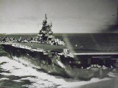 USS ESSEX, CV-9 WWII