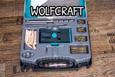 Kit pocket hole della Wolfcraft    #pockethole #foritasca #woodworking  #woodworker #diyhomedecor #diy #kregjig #wolfcraft