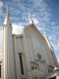 High in the sky ~ Iglesia ni Cristo Veterans Village