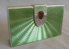Art Deco clutch