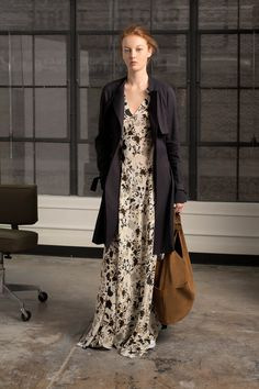 A.L.C. Pre-Fall 2016 Fashion Show