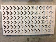 Cut and fold deviation by Efe Erman.