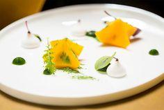 Marco Martini   foto Andrea Di Lorenzo   Ravioli alla ricotta, spinaci e limone