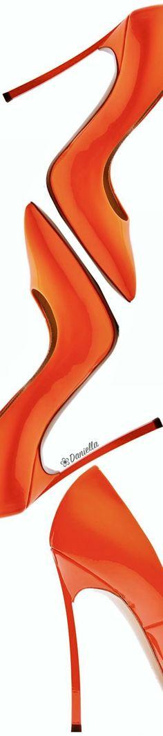 Casadei Pumps #Casadei #Pumps #HighHeels #BladePump #Femininity #Elegance #OrangePumps Orange Leaf, Burnt Orange, You Are Wonderful, She Walks In Beauty, Recognition Awards, Fall Is Here, Orange Fashion, Orange Blossom, Beautiful People