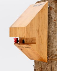 Honda Design | Bird House Project | THE LOFT