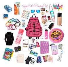 Essential Back to School Survival kit                                                                                                                                                                                 More