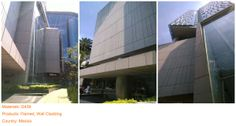 Materials: G439  Products: Flamed, Wall Cladding  Country: Mexico