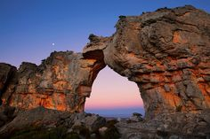 Nature's doorways put ours to shame! Have you ever been to Wolfberg Arch in the Cederbergs?