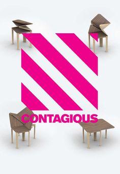 #NovaAward Contagious Magazine Cover.