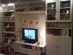 Liatorp, Bookshelves, Interiors, Spaces, Living Room, Furniture, Ideas, Home Decor, Home