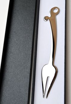Cheese Knife Gift.Welmarie Momberg Cheese Knife, Stainless Steel Cutlery, Flatware, Gifts, Cutlery Set, Presents, Dishes, Cutlery, Favors
