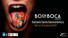 Ya puedes descargar los menús de la segunda edición de la #SemanaSanta Gastronómica de #ACoruña: #BoenBoca! » bit.ly/menuBOENBOCA2017 #saboreacoruña #visitacoruña Smart Watch, Gastronomia, Smartwatch