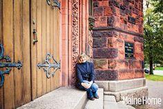 Judith Harvie AIA Segment Maine Home Design Magazine