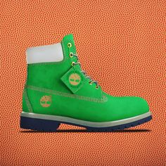 The last four remain. But even if your team isn't playing today, there's always next season to wear your team's colors. Design Your Own, Timberland Boots, Men's Shoes, Timberlands, Seasons, Play, How To Wear, Colors, Instagram