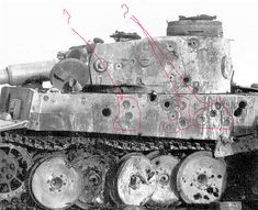 Ww2 Pictures, Ww2 Photos, Military Armor, Tiger Tank, Ww2 Tanks, Military Diorama, Battle Tank, World Of Tanks, German Army