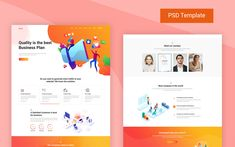 Business PSD Template Business Flyer, Business Planning, Text Icons, Web Design Software, Layer Style, Wordpress Template, Good Company, Psd Templates, Creative Business