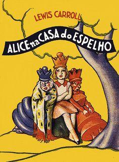 Alice na Casa do Espelho