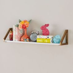 Gold Standard Wall Shelf | The Land of Nod
