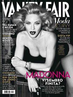 Madonna- Vanity Fair Italy